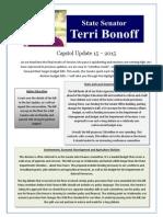 Capitol Update 15