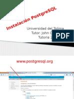 Instalacion MySQL - Tutoria 2.1