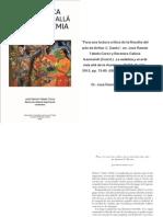 Fabelo Corzo, José R. Para Una Lectura Crítica de La Filosofía Del Arte de Arthur C. Danto - La Fuente03