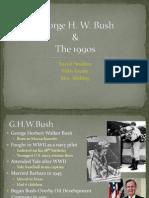 georgehwbush&1990s