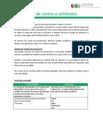 Guia de Costos y Utilidades