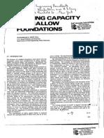 Bearing Capacity of Shallow Foundations VESIC (1975)