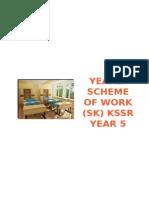 yearly scheme of work