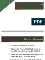judaism ch  2 3 pp