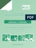 Prog Politica Seguridadf Alimentaria y Nutricional ELS