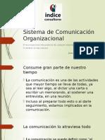 Sistema de Comunicación Organizacional