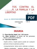 DELITOS CONTAR EL HONOR Y FAMILIA.ppt