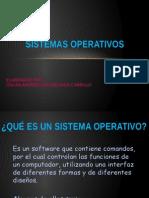 Presentacion sistemas Operativos
