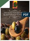 Olives Recipe Book