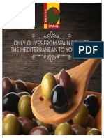 Olives Recipe Book