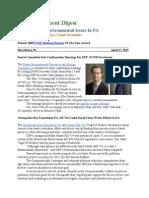 Pa Environment Digest April 27, 2015