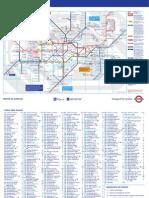 Metro Londra 2008