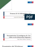 2013Agosto_Herramientas Tecnologicas de Uso Libre en La Educacion