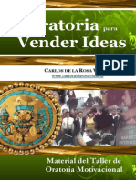 Carlosdelarosavidal Oratoriaparavenderideas 130329200854 Phpapp01