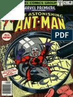 Marvel Premiere 47 Ant Man