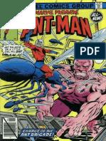 Marvel Premiere 48 Ant Man