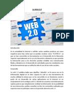 TRABAJO LA WEB 2.O