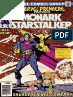Marvel Premiere 32 Monark Starstalker