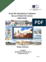 PLAN DE DESARROLLO URBANO-JAUJA