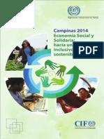 Documento de Trabajo 2014 Campinas