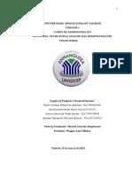 ATPS Estrutura e Analise Das Demonstracoes Financeiras