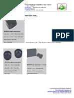 Anti-static Conductive Component Box-small