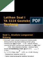 11. Asistensi Latihan Soal I.pptx