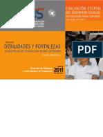 Informe Resultados Media Superior 2011