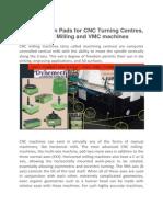 Anti-Vibration Pads for CNC Machines-English