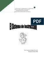 Sistemas de Instruccicn