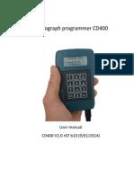 CD400-UM-EN