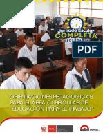 Orientaciones Pedagógicas EPT 17.03 MGJ