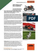 KTM RC 250 R