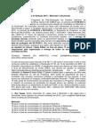 Mestrado - Minas Gerais - Edital 2015