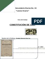 Escuela Secundaria Diurna Constitución de 1857