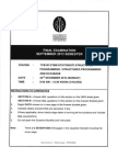 Tbb1073 Tcb2073 Sept 13 Structured Programming, Structured Programming and Database
