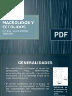 Macrólidos y Cetólidos