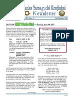 2015-04!24!2nd Qtr NYK Newsletter