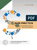 Estados Financieros sector municipal