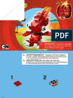 41500 LEGO Mixels