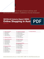 X0004 Online Shopping in Australia Industry Report