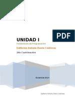Unidad I - ISC - Fundamentos - Guillermo Antonio.docx