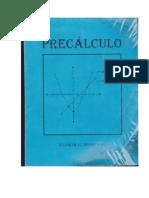 Precalculo Gloria Montano Mm-110 PDF Por Waro