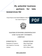 Final Project of the Tata ion