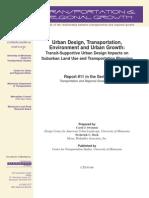 2003 - CTS - Urban Design
