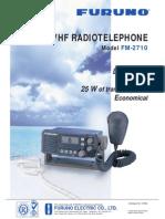 radiotelephone FM2710