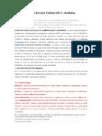 Edital Concurso Receita Federal 2012