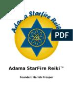 Adama StarFire Reiki