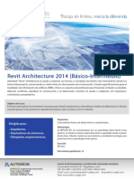 REPLICA - Brochure - Curso Revit 2014