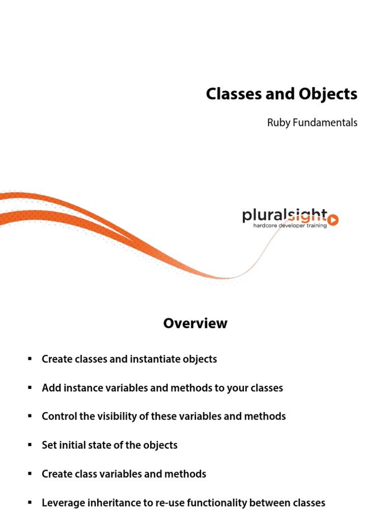 2 Ruby Fundamentals Module2 Slides | Inheritance (Object